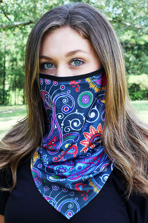 Big Dreams Face Mask Neck Gaiter