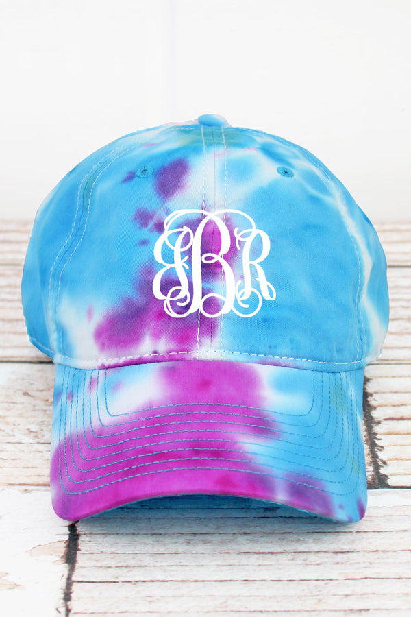 Pastel Asbury Tie-Dyed Twill Cap