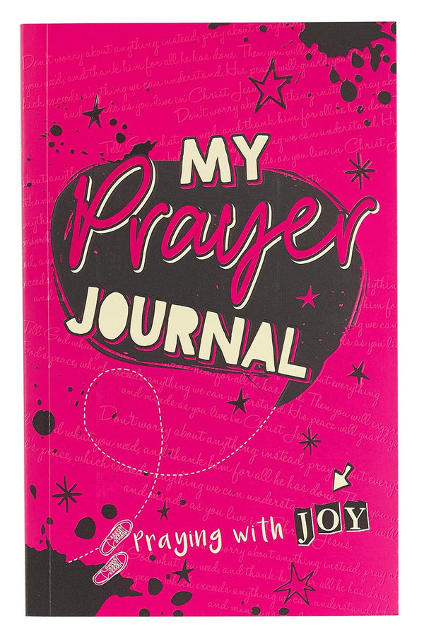 My Prayer Journal: Praying with Joy