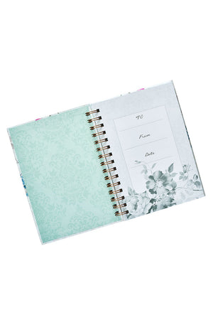 Psalm 16:11 'Joy' Hardcover Wirebound Journal