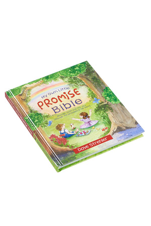 My Own Little Promise Bible Hardcover Book