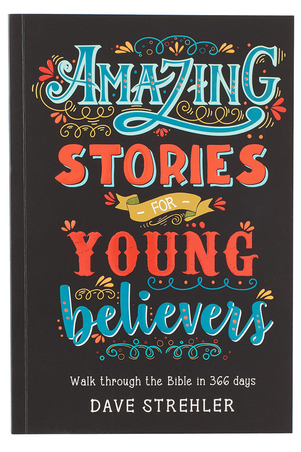 Amazing Stories For Young Believers Book