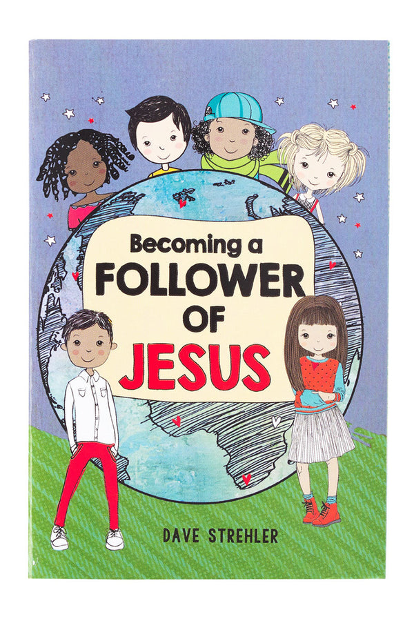 Becoming a Follower of Jesus Book