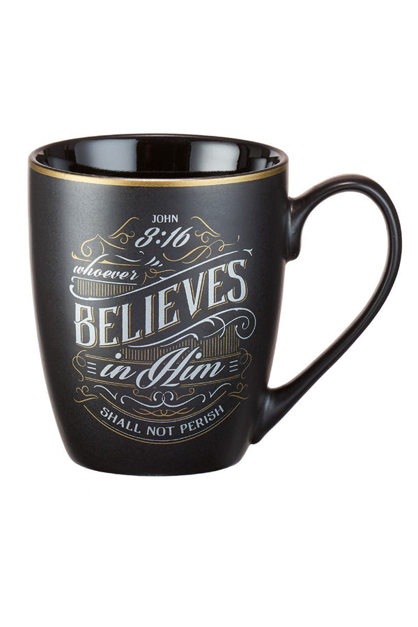 John 3:16 'Whoever Believes In Him' Mug