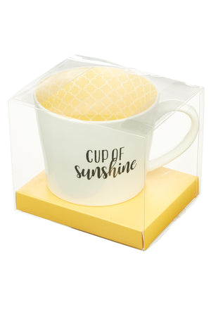 Lamentations 3:22-23 'Cup of Sunshine' Mug