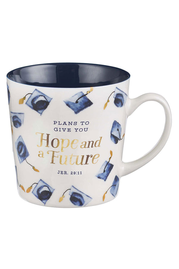 Hope & A Future Graduation Mug