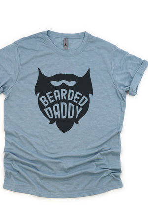Bearded Daddy Poly/Cotton Tee