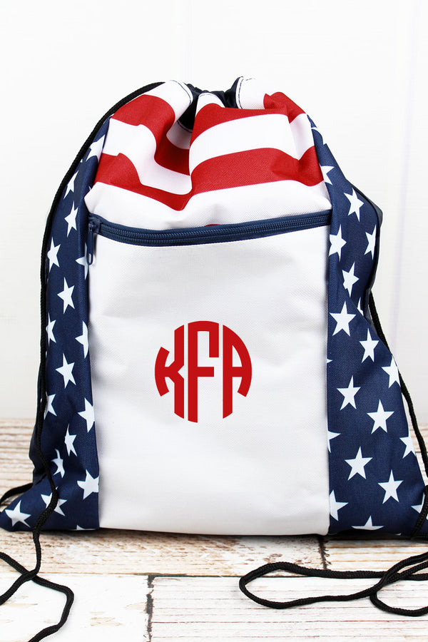 Liberty Bags Americana Drawstring Bag