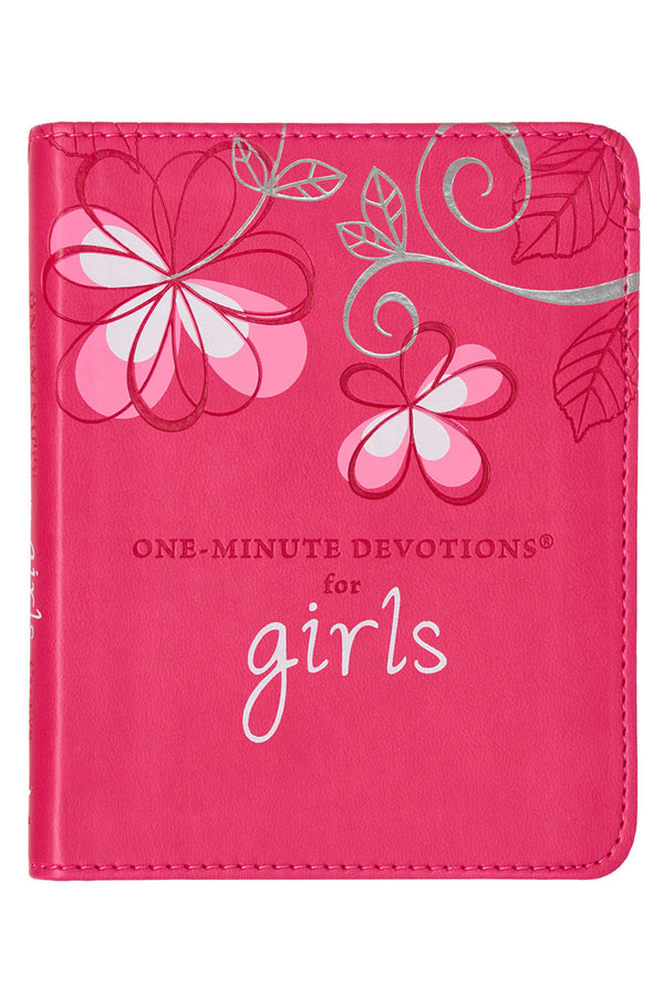 One-Minute Devotions for Girls by Carolyn Larsen