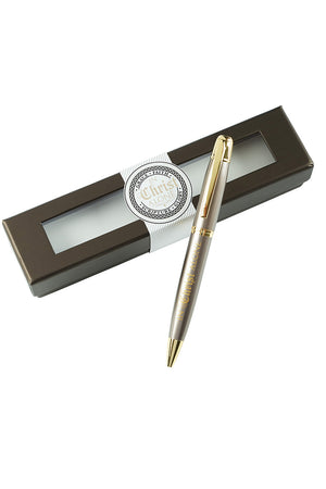 Ephesians 2:8 'In Christ Alone' Pen in Gift Box