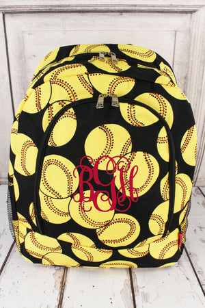 Softball Large Backpack