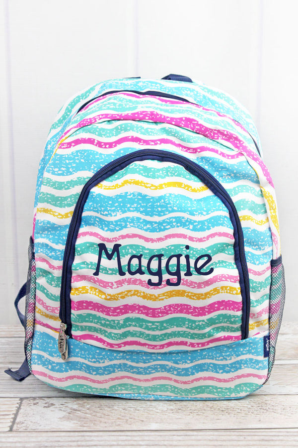 Fruit Stripes Large Backpack