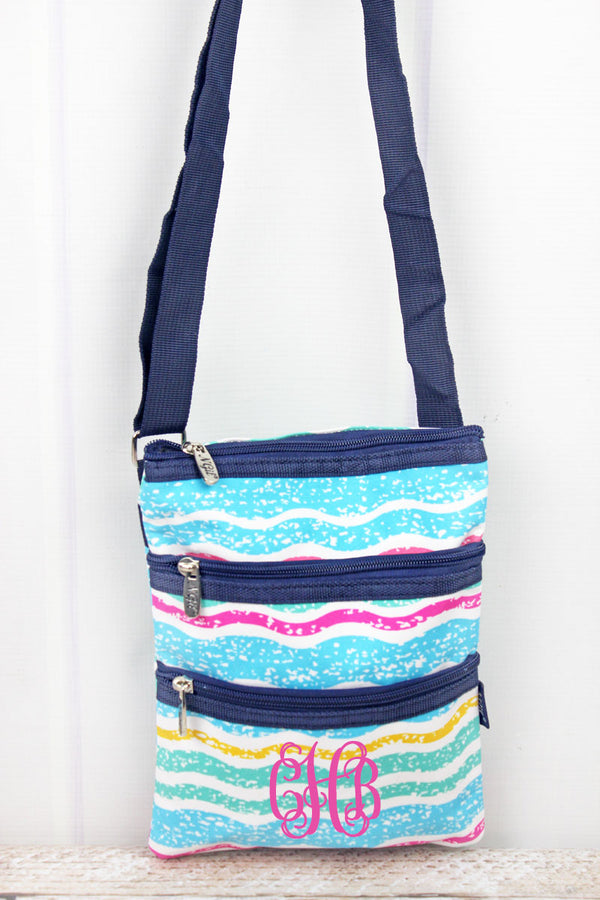 Fruit Stripes Crossbody Bag