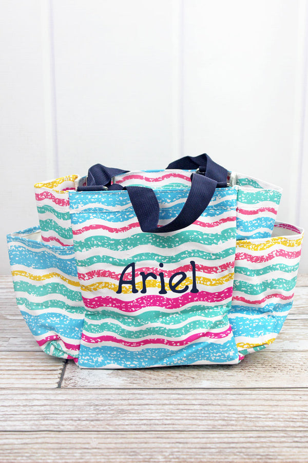 Fruit Stripes Organizer Tote