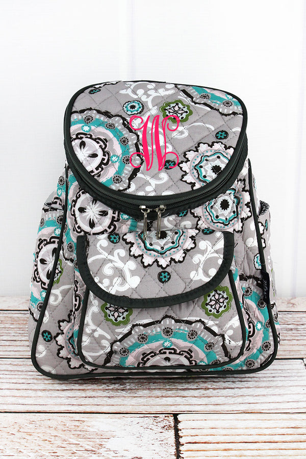 Garden View Quilted Petite Backpack