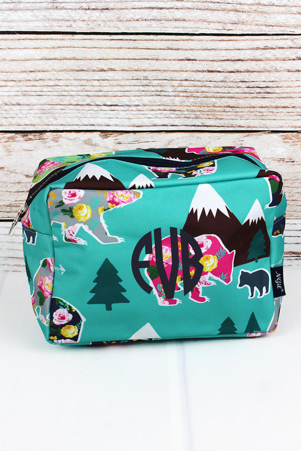 Bear Beauty Cosmetic Case