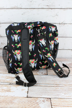 Free Spirit Steer Diaper Backpack
