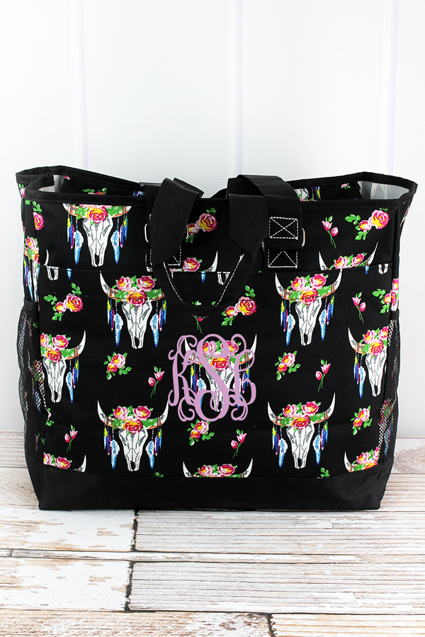 Free Spirit Steer Everyday Organizer Tote