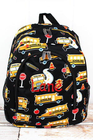 Back To School Large Backpack