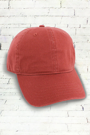 Cumin Comfort Colors Dyed Canvas Baseball Cap