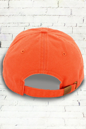 Mango Comfort Colors Dyed Canvas Baseball Cap