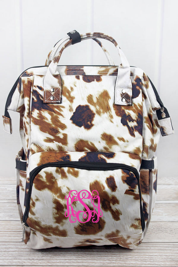 Till The Cows Come Home Diaper Bag Backpack