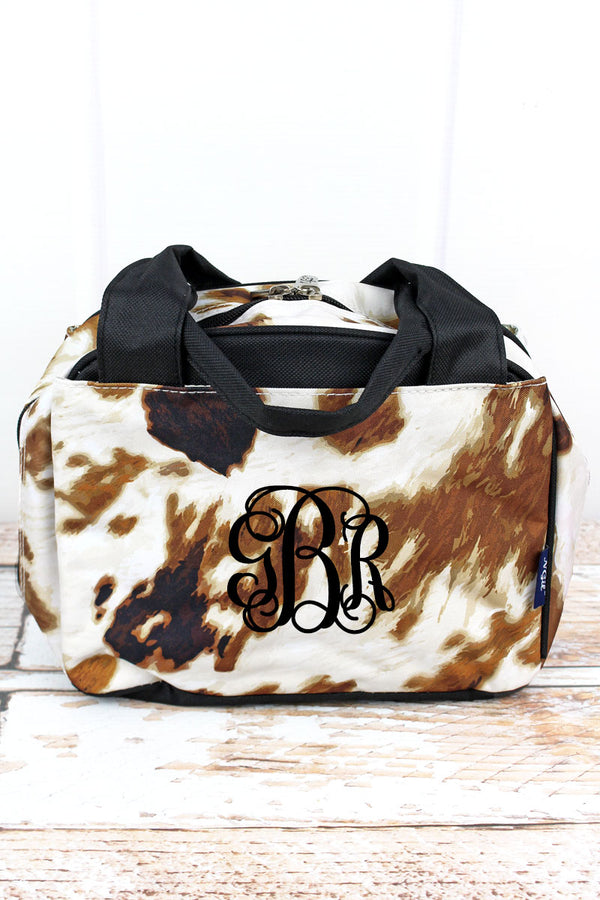 Till The Cows Come Home Insulated Bowler Style Lunch Bag