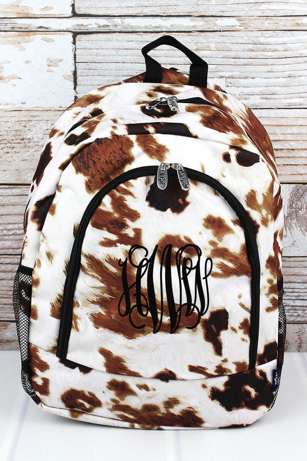 Till The Cows Come Home Large Backpack
