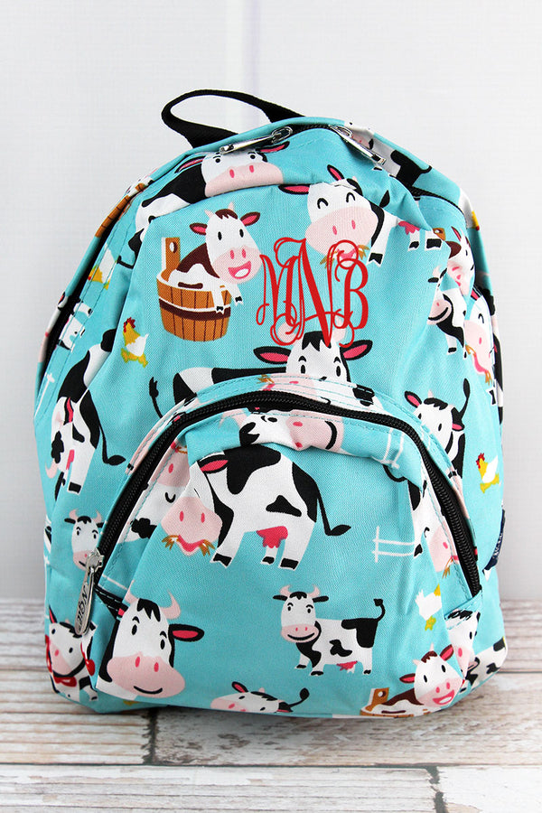 Udderly Cute Small Backpack