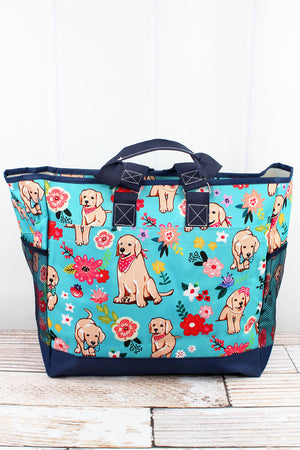 Dapper Dogs Everyday Organizer Tote
