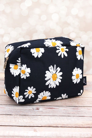 Daisy Delight Cosmetic Case