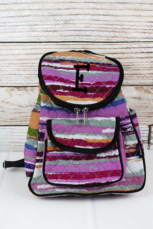 On The Horizon Quilted Petite Backpack