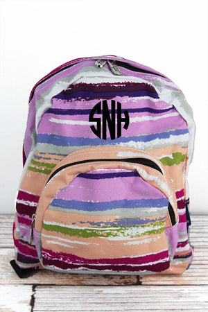 On The Horizon Small Backpack
