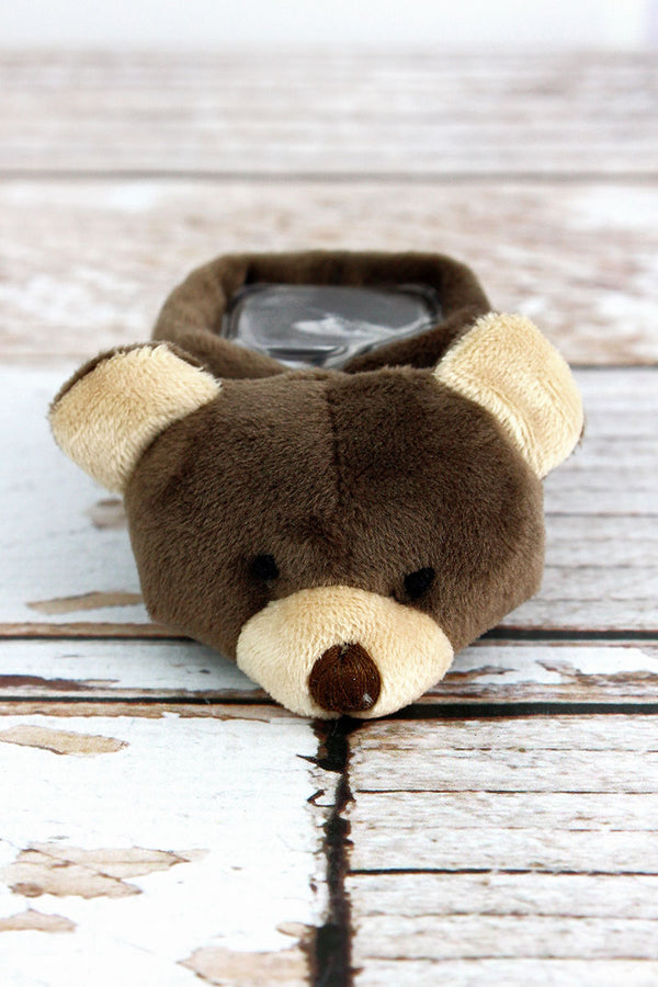 Brown Boo-Bear Comfort Toy