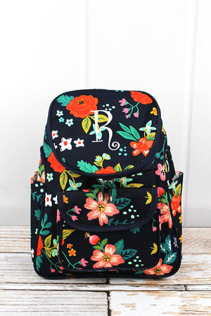 Spring Blossoms Petite Backpack