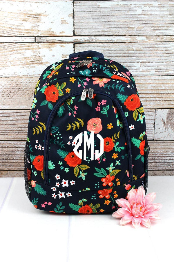 Spring Blossoms Large Backpack