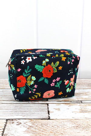 Spring Blossoms Cosmetic Case