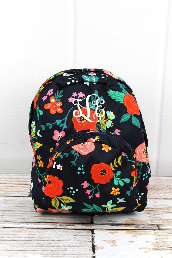 Spring Blossoms Small Backpack