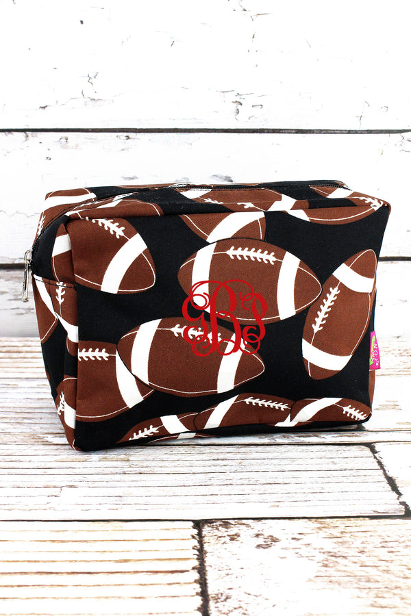 Football Cosmetic Case