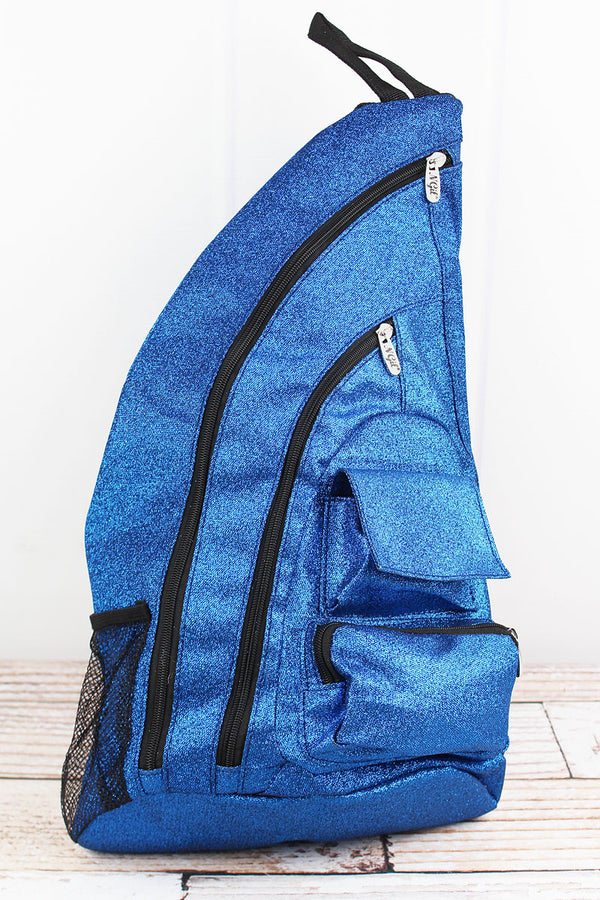 Royal Glitz & Glam Sling Backpack