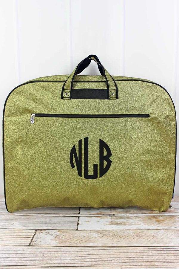 Gold Glitz & Glam Garment Bag