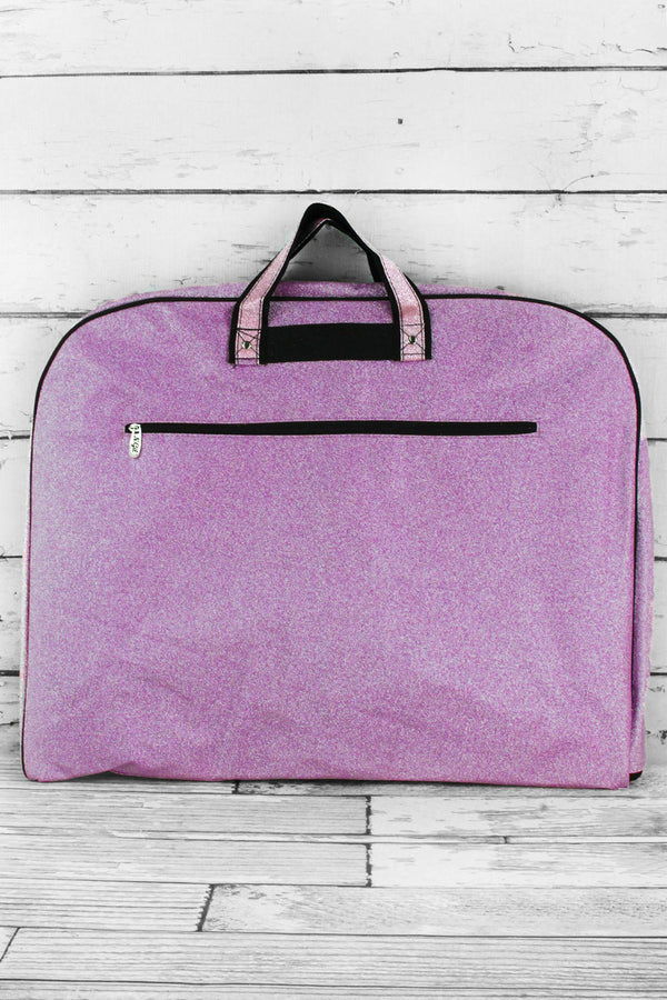 Pink Glitz & Glam Garment Bag