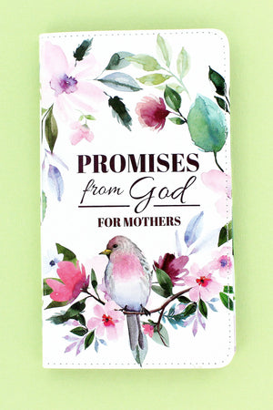 Promises from God for Mothers Luxleather Book