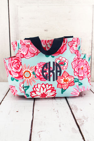 Pocket Full Of Posies Organizer Tote