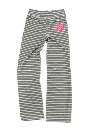 Granite Stripe Margo Pant #J15GRS *Personalize It