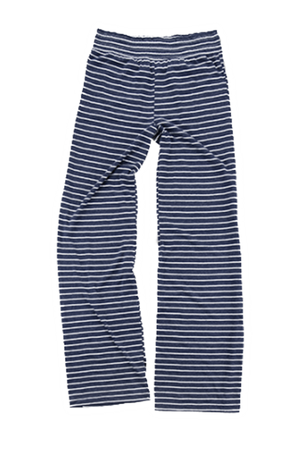 Boxercraft Navy Stripe Margo Pant *Personalize It