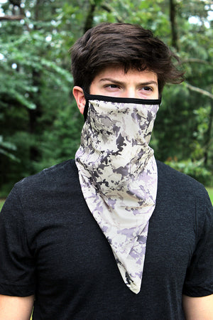Desert Camo Face Mask Neck Gaiter