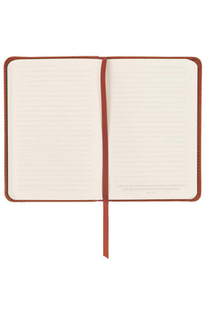 The Path Of Life Handy-Sized Full-Grain Leather Journal