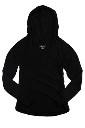 Boxercraft Cuddle V-Neck Hoodie *Personalize It