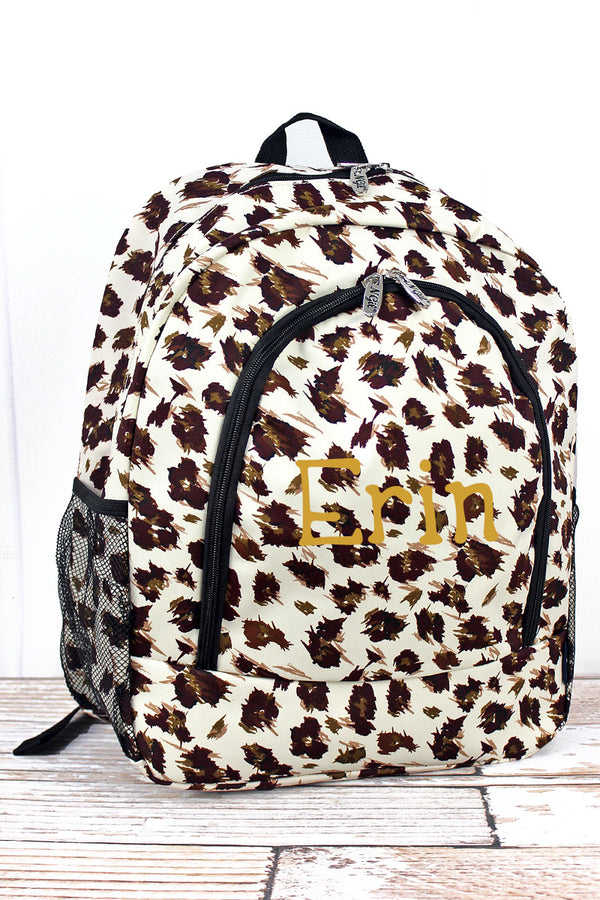 Feline Frenzy Large Backpack